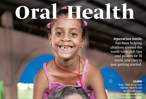 USA Today Oral Health Supplement 2018
