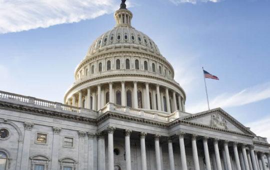 Photo of exterior of U.S. Congress